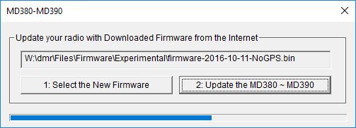 Experimental Firmware